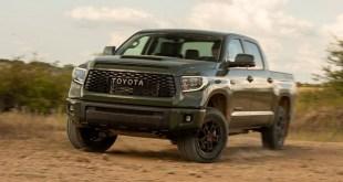 2022 Toyota Tundra TRD Pro Army Green
