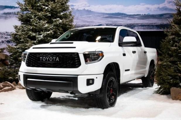2022 Toyota Tundra TRD Pro Redesign