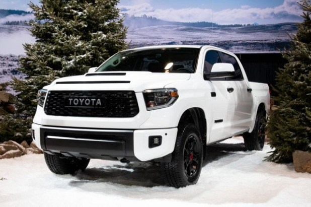 2022 Toyota Tundra TRD Pro Redesign