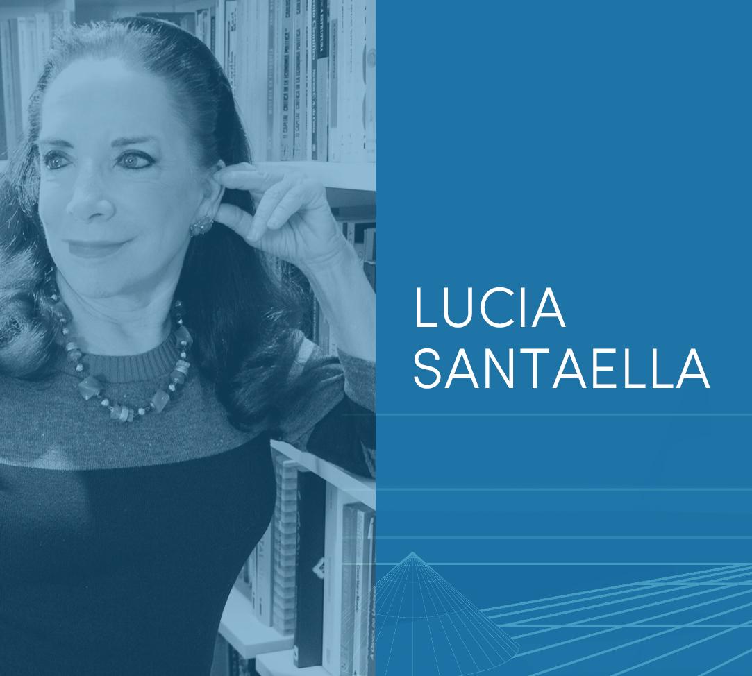 Lucia Santaella. Keynote at ARTECH 2021