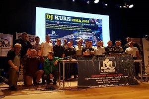 DJ Kurs Zima 2019