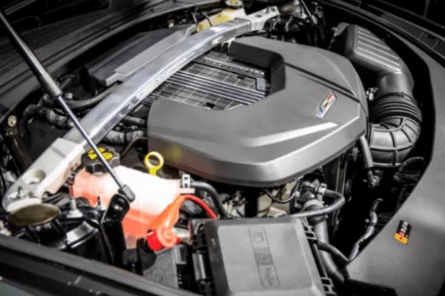 2021 Cadillac CTS Engine