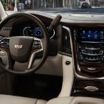 2021 Cadillac Escalade EXT Interior