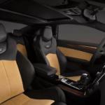 2021 Cadillac STS Interior