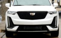 2021 Cadillac SRX Exterior