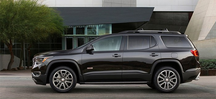 2019 gmc acadia black edition release date  2021 gmc
