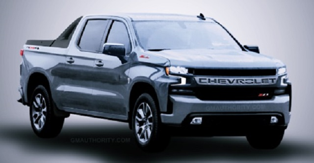 2021 Chevy Avalanche Concept Rendering photo