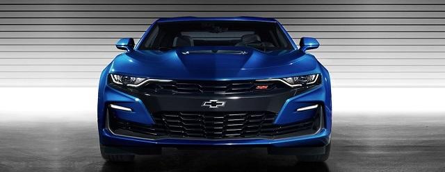 2021 Chevy El Camino Concept