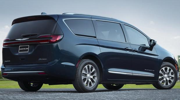 2022 Chrysler Pacifica Hybrid Release Date