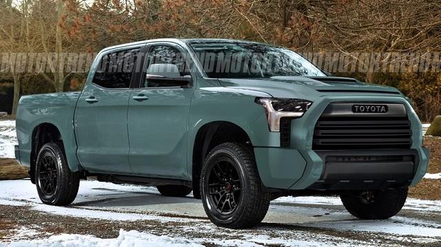 2022 Toyota Tundra TRD Pro Motortrend
