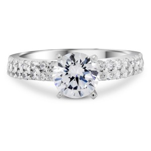 0.016 ct t.w. Engagement Ring
