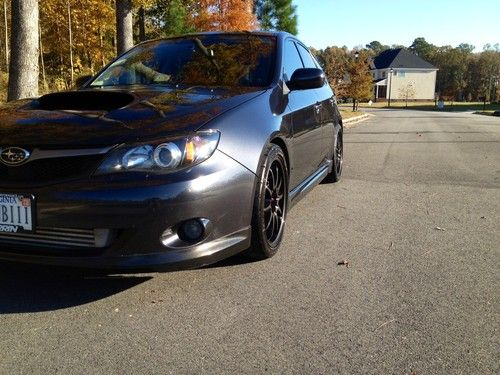 Sell Used 2009 Subaru Wrx  High Quality Modifications