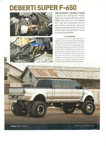 F650 6 Door : Purchase, Truck,, Super, Limo,, Door,, Lifted, Diesel,, F450,f350, Arroyo, Grande,, California,, United, States,, 0,000.00