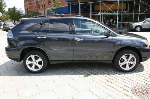 Sell Used Lexus Rx 400h Hybrid Awd Certified Preowned Suv