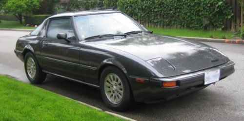 Find Used 1984 Mazda RX7 Special Edition In Etobicoke