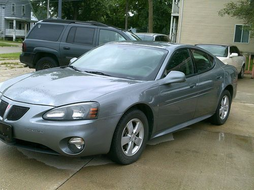 Sell Used 2007 Pontiac Grand Prix In Dekalb, Illinois, United States