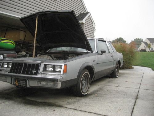 Sell Used 1982 Buick Grand National In Alburtis
