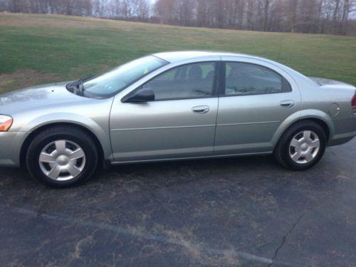 Buy Used 2005 Dodge Stratus Sxt 4dr **20k Miles** Great