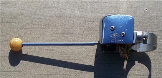 Find 1949 1950 FORD MERCURY SXTX-B TURN SIGNAL SWITCH