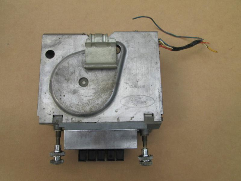 Purchase 1969 MUSTANG MACH 1 8 TRACK AM RADIO 351 390 428