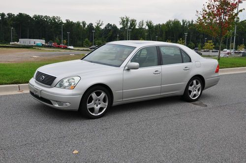 Sell Used 2002 Lexus Ls430 Excellent Condition In Bowie