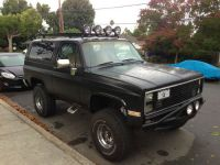Chevy K5 Roof Rack | Autos Post