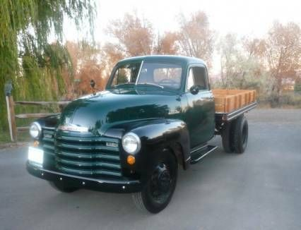 Image result for pics1953 chevy dully pick up black original