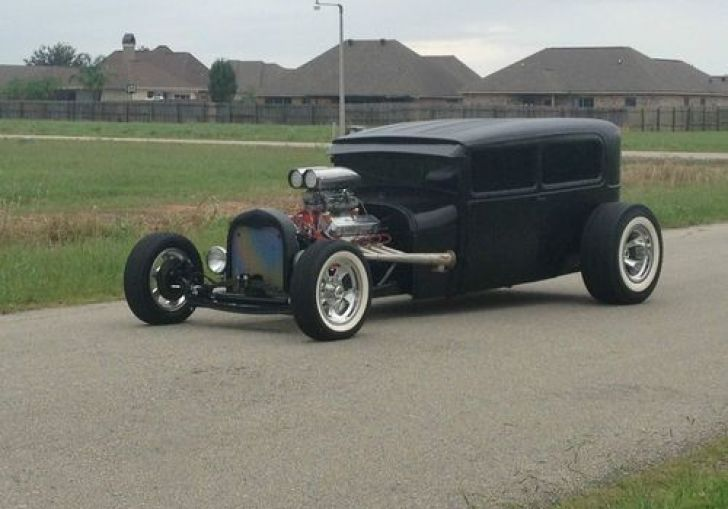 Hot Rods For Sale In Louisiana
