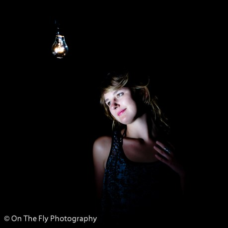 Model Shoot with Colleen.