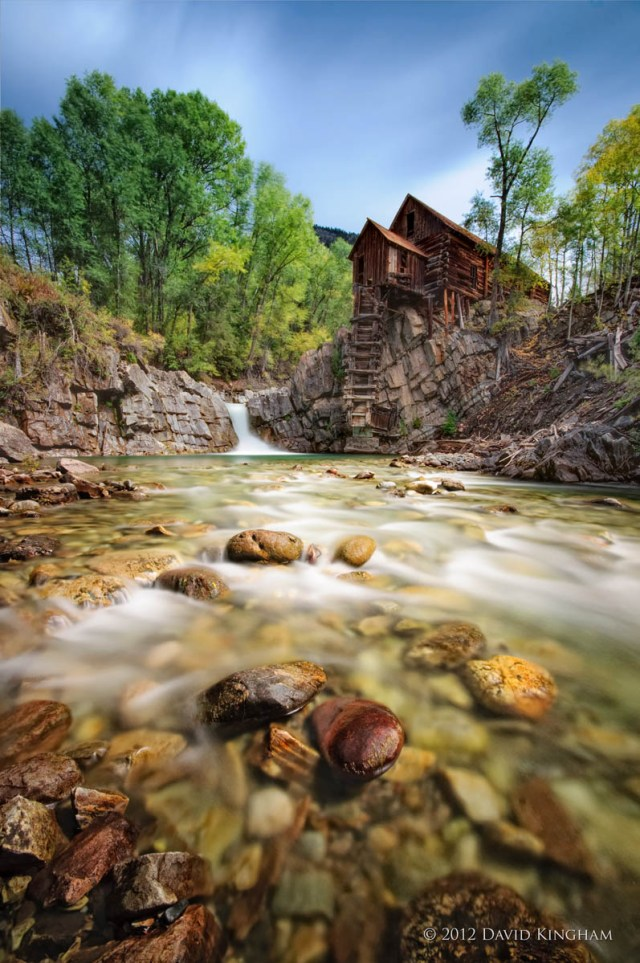 Crystal Mill by Kingham Photography