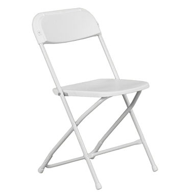 white folding chairs mirrored dining table and plastic chair 204 events