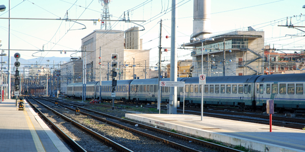 Rome Termini Station Parking ParkVia