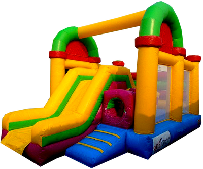 7Fun Factory bounce house combo
