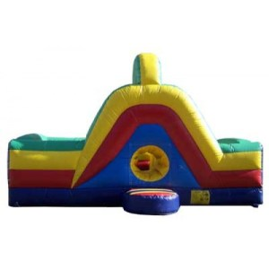 27Crazy Maze Obstacle Course combo side