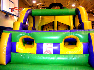 12Green Thing 55 foot Obstacle Course