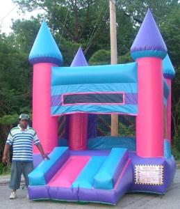 12Pink Castle combo