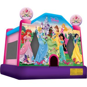 22Disney Princess Bounce House