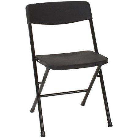 1Black Chair