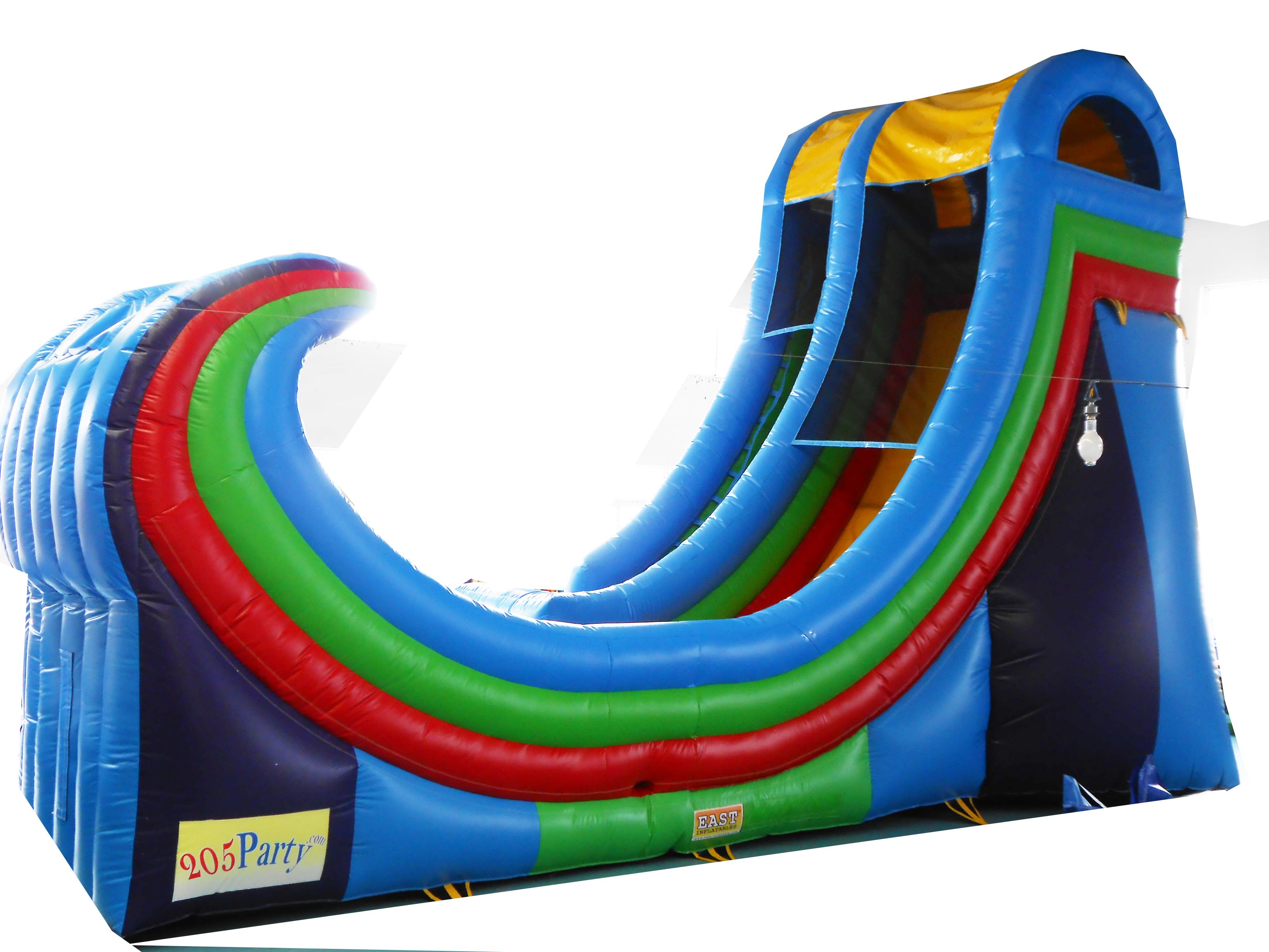 12Turbo Thriller Wet Dry Water slide