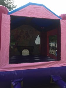 13Disney Princess bounce house moonwalk