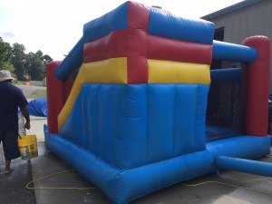 5Blast Zone Preschool Bounce House combo