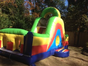 25Crazy Maze Obstacle Course