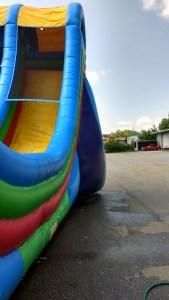 8Turbo Thriller Wet Dry slide