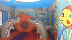 15Marino Aquarium bounce house