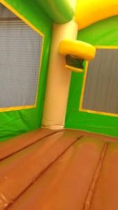 9Tropical Island bounce house combo