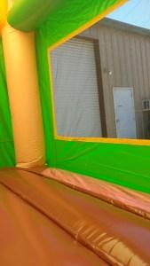 7Tropical Island bounce house combo