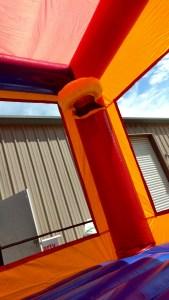 3Fun Play House bounce house moonwalk
