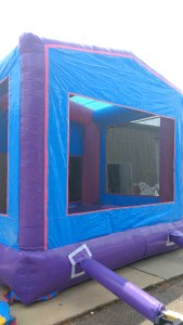 5Blue Play House Bounce House moonwalk