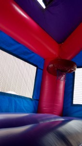 5Princess Palace bounce house combo