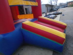 6Royal Castle Bounce House combo